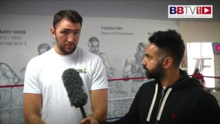 HUGHIE FURY BACK JULY 8TH;
