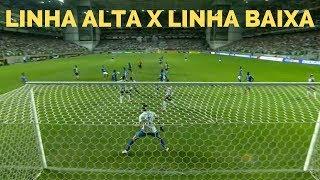 Quando times de Jesus e Sampaoli levam gols, chovem comentários e críticas. Já com os brasileiros...