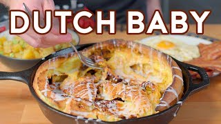 Binging with Babish: Dutch Baby from Bob's Burgers