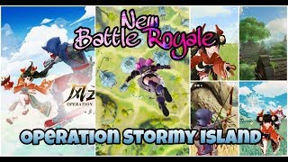 Operation Stormy Island (Fengyun Island Action) | Game Trailer | Android/iOS | Battle Royale Game