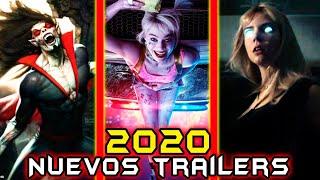Próximos Estrenos de Cine 2020 NUEVOS TRAILERS ESPAÑOL