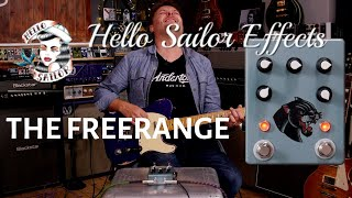 The Awesome FreeRange By Hello Sailor Effects | Tone Tasting