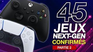 45 JEUX NEXT-GEN CONFIRMÉS [partie 2] : découvrez tous les jeux officiels PS5 / Xbox Series X