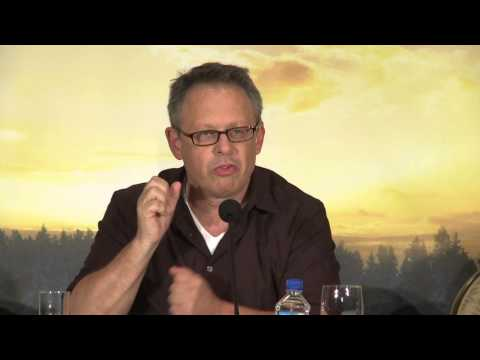 Bill Condon Part 1: The Twilight Saga: Breaking Dawn Part 2 Press Conference