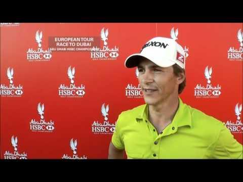 Thorbjørn Olesen, 4. runde af Abu Dhabi HSBC, 29/1-2012