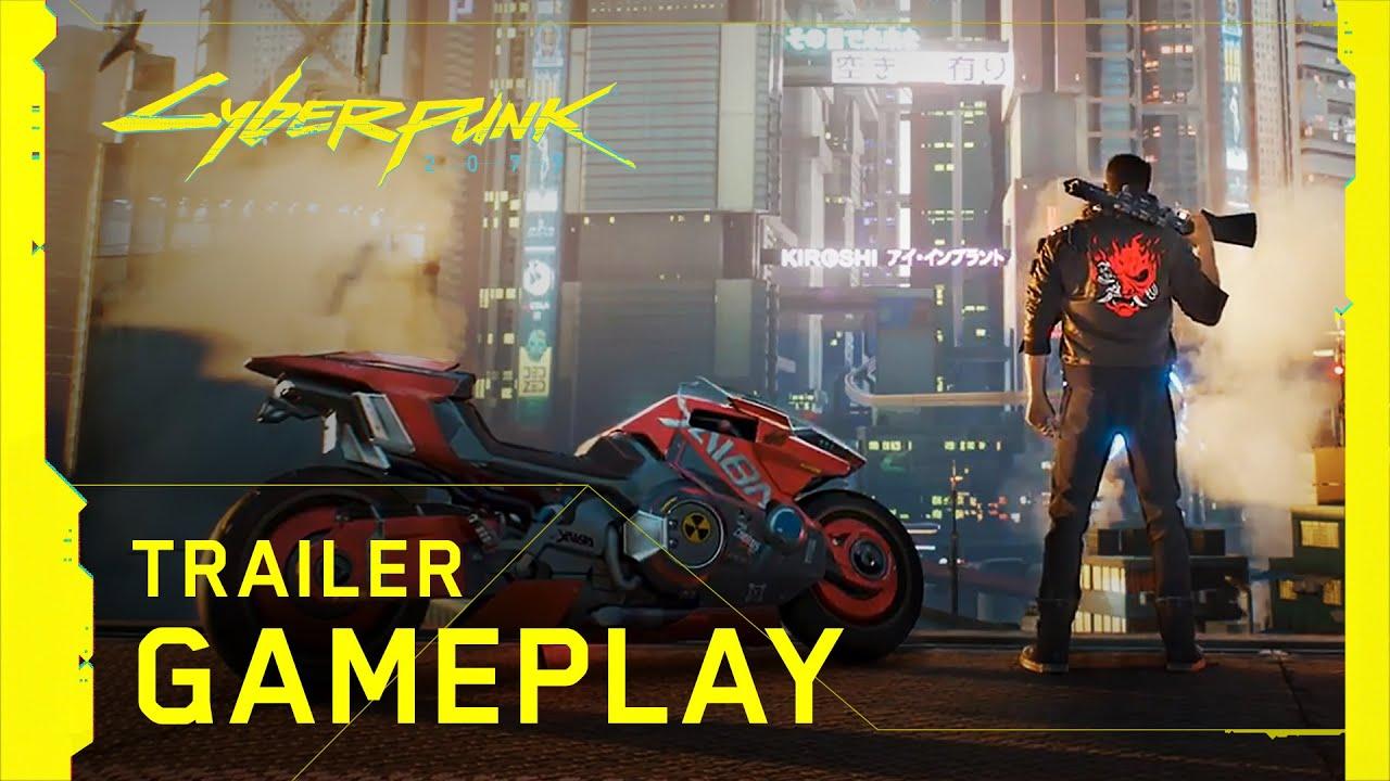 L'ultimo spettacolare trailer completamente in italiano per Cyberpunk 2077, in uscita il 10 Dicembre