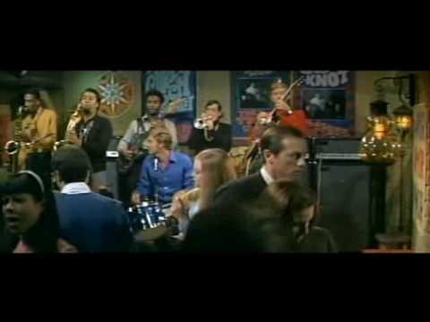 """Nightclub Scene in """"The Young Runaways"""""""