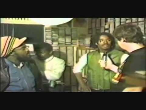 Roger Steffens interviews The Wailers 1987