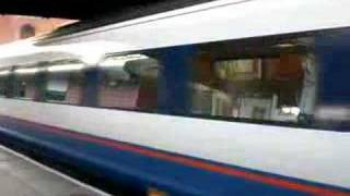 The First East Midlands Train