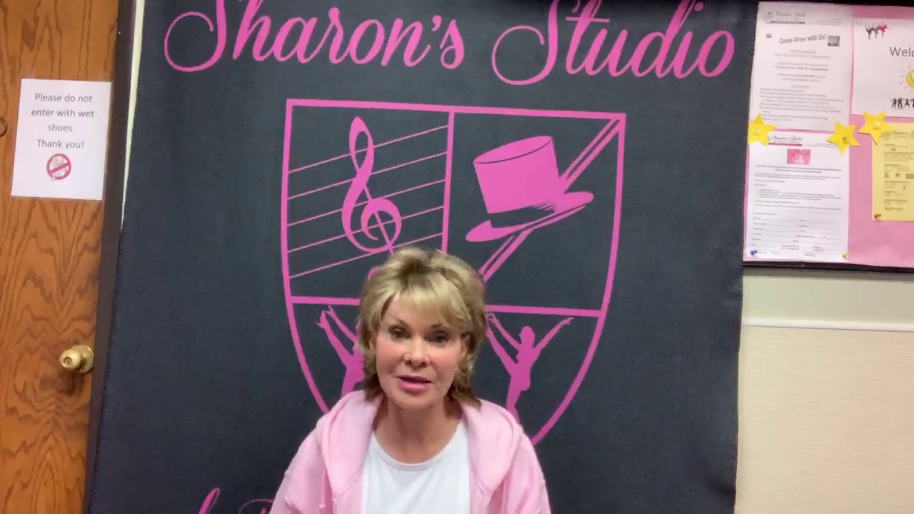 An Update from Miss Sharon on COVID-19: Studio Closed Through April 4