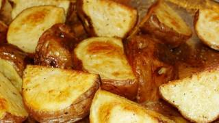 Back to Basics:  Simple roasted potatoes