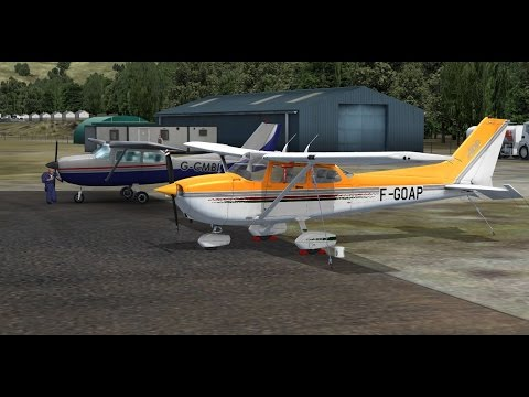 Scottish VFR - Oban to Inverness (YouTube Livestream)