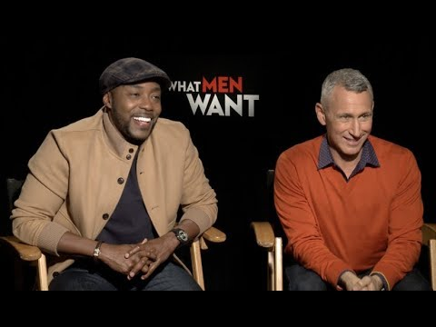 WILL PACKER & ALAN SHANKMAN OF WHAT MEN WANT ON MEANINGFUL PROJECTS & STRETCHING COMEDY LIMITS