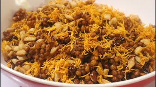 মুনঝুড়ি/ভিষন মজার সহজ নাস্তা রেসিপি/চানাচুর/munjhuri Recipe    Chanachur/ Nasta Recipe