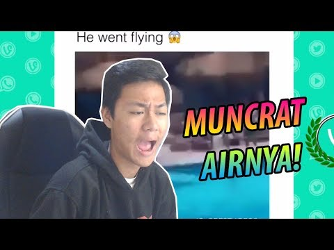 MUNCRAT AIRNYA! - Try Not To Laugh Challenge