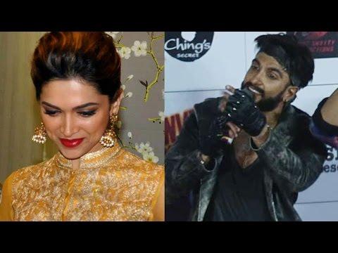 Ranveer Singh MISSES & BLUSHES about Deepika Padukone