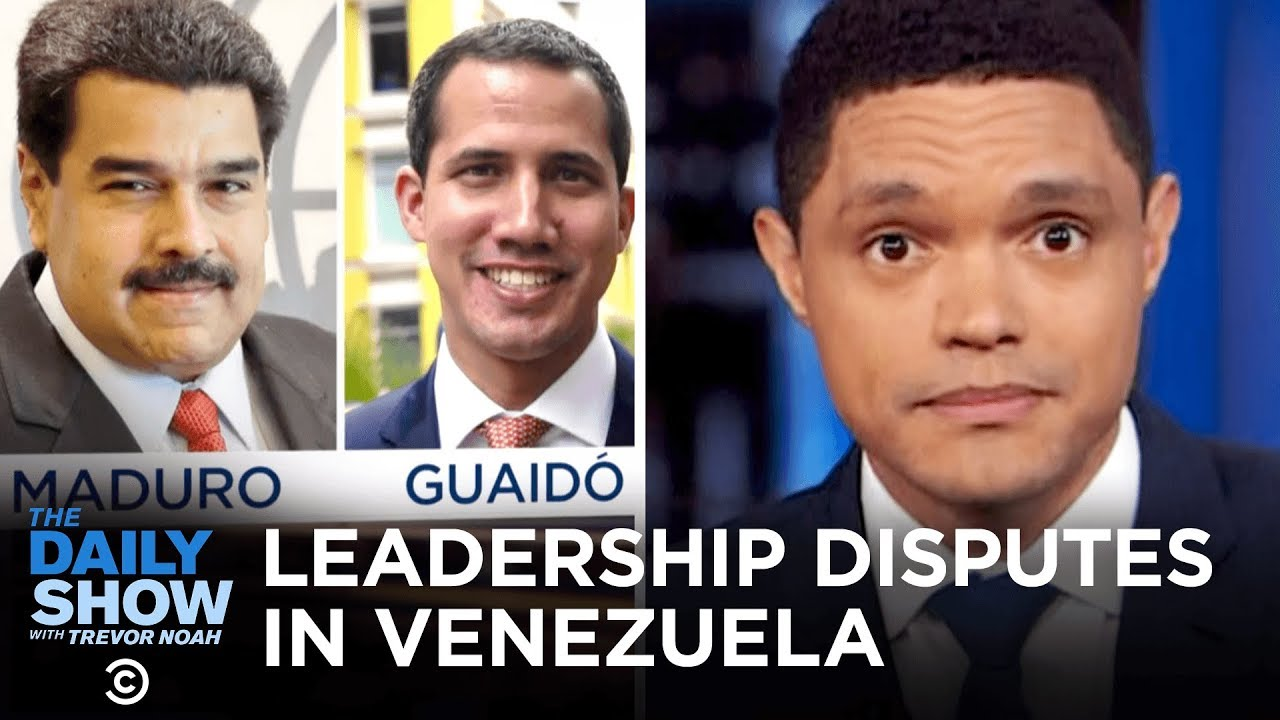Political Chaos in Venezuela & The Rise of a Cocoa Cartel | The Daily Show