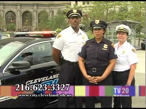 Cleveland Division of Police Recruitment PSA 2016