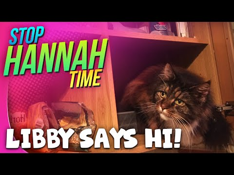 Stop: Hannah Time! - Libby Says Hi!