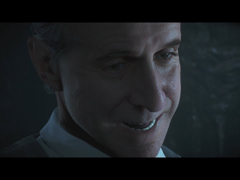 Until Dawn All Interviews With Dr. Hill