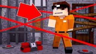 Minecraft: PRISÃO MAIS INSANA DO MUNDO (Impossível Fugir)