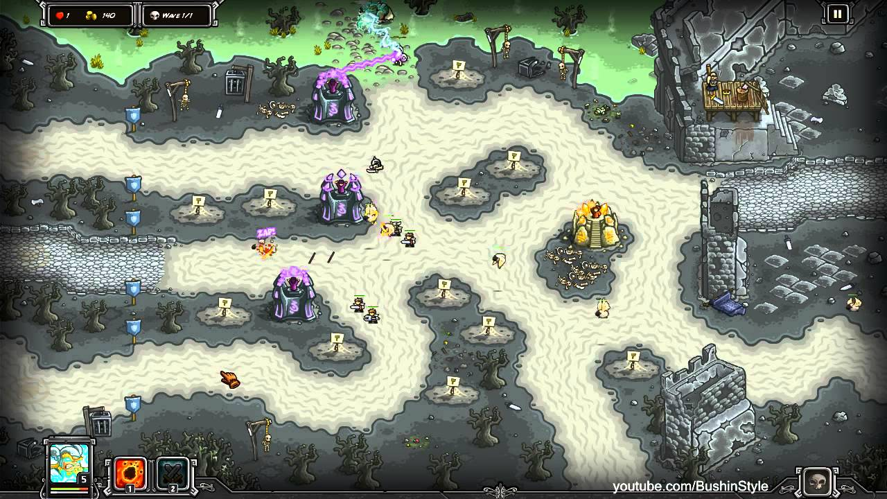 kingdom rush frontiers download pc