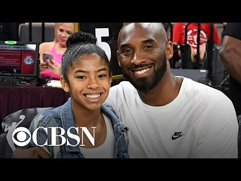 Public memorial announced for Kobe Bryant and daughter Gianna