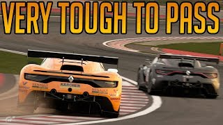 Gran Turismo Sport: Overtaking Where It's Actually Quite Hard