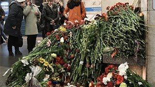 Москва. Вечер памяти жертв трагедии в петербургском метро. Полное видео