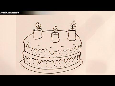 Kako Nacrtati Tortu Youtube