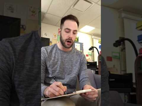 Teacher Gives Fake Spelling Test as April Fools Prank OFFICIAL