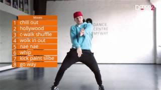 Dance2sense: Teaser (Moves) - Kap G - Girlfriend - Valera Skripka