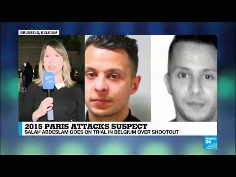"""Salah Abdeslam trial: """"Today's trial is not about the Brussels' and Paris' attacks"""""""