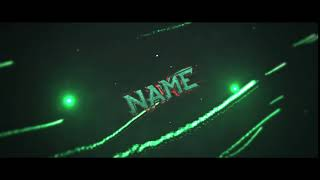FREE Intro Template#71 | C4D & AE | Xuu'