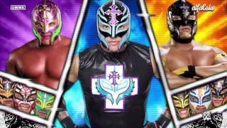 WWE: Rey Mysterio - Tribute Theme Song Remix