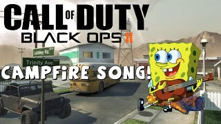 Campfire Song! - Spongebob Black Ops 2 quick scoping remix
