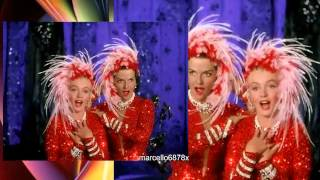 Marilyn Monroe Gentlemen prefer Blondes -Two little girls from Little Rock