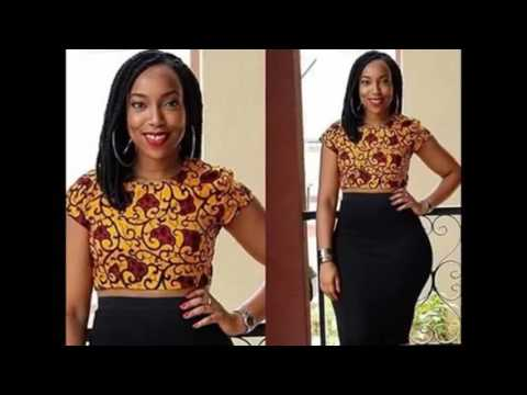 Top FASHION DRESS STYLES - ASO EBI African TRENDY COLLECTION