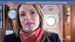 L'aria che tira - Il diario (Puntata 22/01/2017)