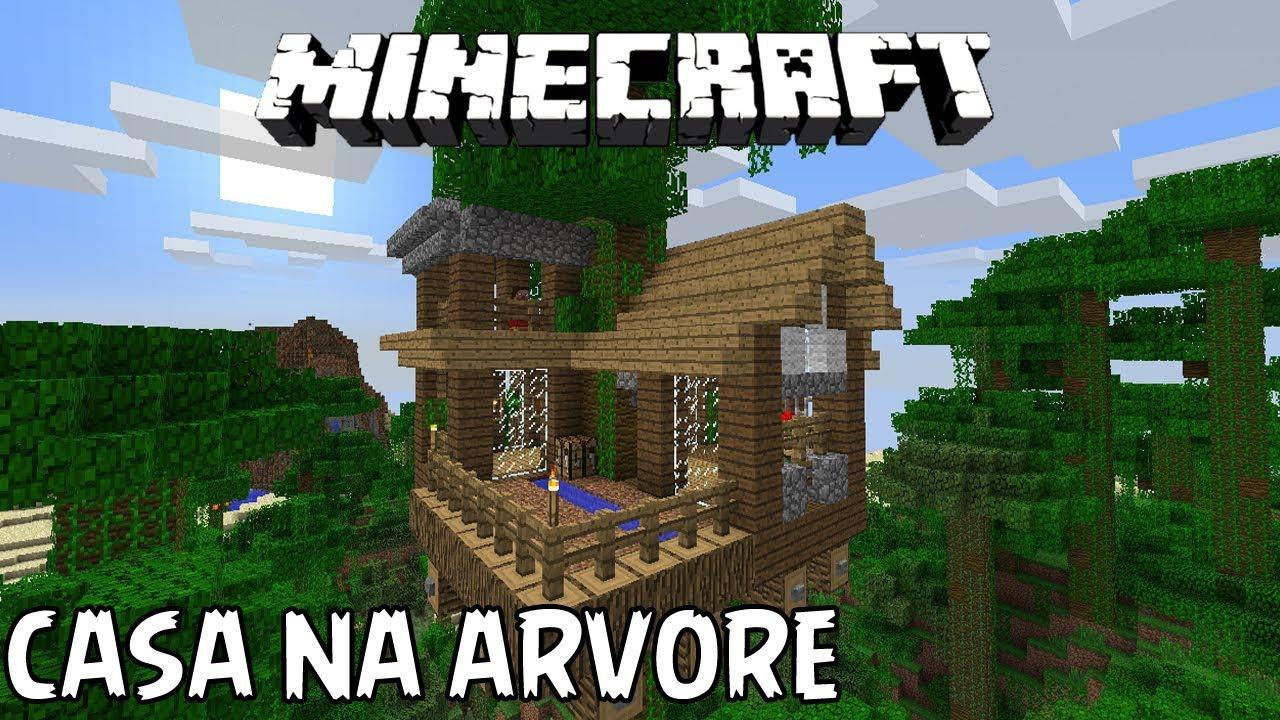 Minecraft a melhor casa na rvore noylan o for Casa moderna minecraft xbox 360
