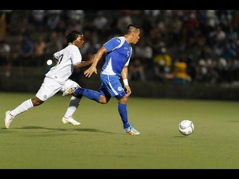 Nicaragua derrotó a Surinam 1-0