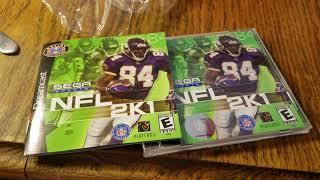 Sega Sports NFL 2K1