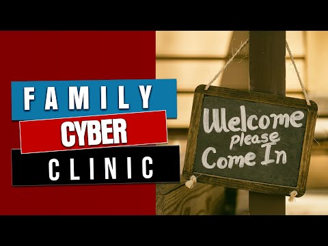 CHANNEL TRAILER | Family Cyber Clinic | 2019