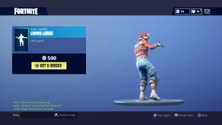 Fortnite Solo Comp [VBUCKS GIVEAWAY] If i win!