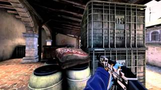 rain vs EnVyUs - FOUR AK-47 kills!