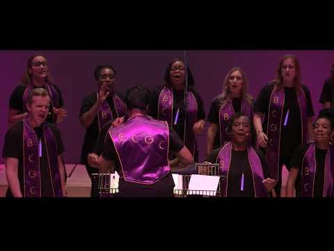 Glorious  - Birmingham Community Gospel Choir
