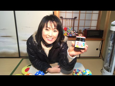 Seaweed Jam Toast ごはんですよトースト😍 Breakfast with Yoko from Kyoto, Japan
