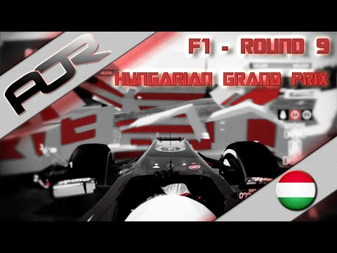 F1 2013 | AOR F1 Season 8 - Hungarian Grand Prix