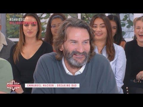 Frédéric Beigbeder : dandy cool - Clique Dimanche  - CANAL+