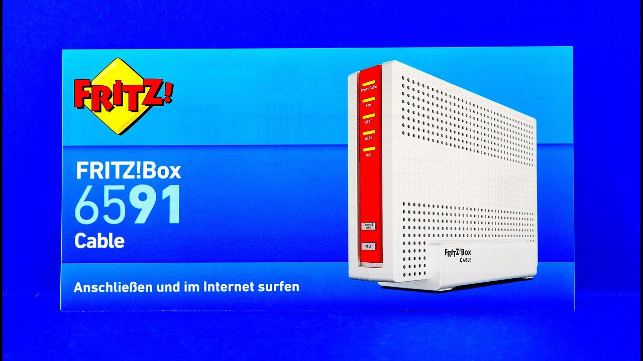 CABLE FritzBox 20 vs 20 WLAN Speed   Reichweite   Test ...